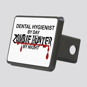 Zombie Hunter - Dental Hygienist Rectangular Hitch