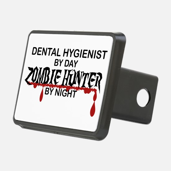 Zombie Hunter - Dental Hygienist Hitch Cover