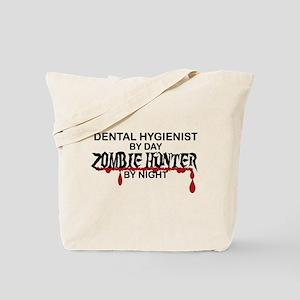 Zombie Hunter - Dental Hygienist Tote Bag
