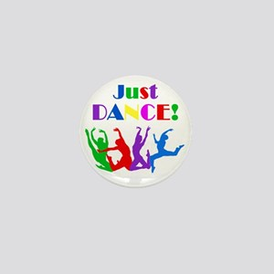 Just Dance dark Mini Button