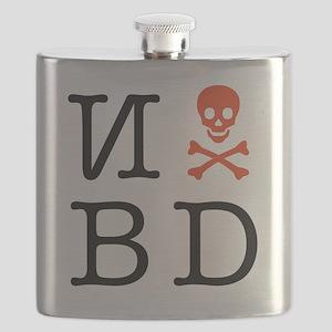 N skull BD Flask