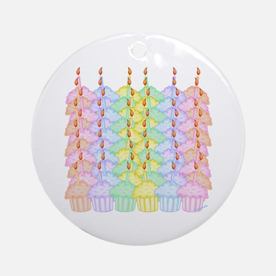 60th Birthday Ornament (Round)