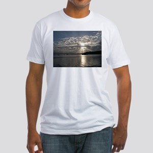 Bocas del Toro (Panama) Sunse Fitted T-Shirt