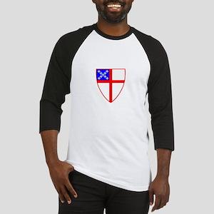 Episcopal Shield Baseball Jersey