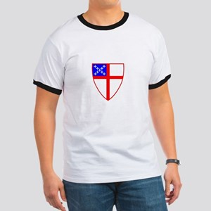 Episcopal Shield Ringer T