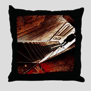 mysteryillustration Throw Pillow