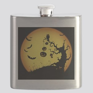 halloween night 2 Flask