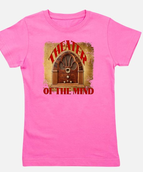 Theater Of The Mind Girl's Tee