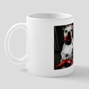 BOU FINGERS COVER Mug