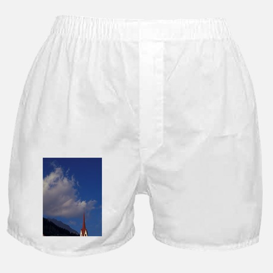 Gsiesertal. Churchino-Alto-Adige, St- Boxer Shorts
