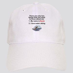 Two Things Water Skiing Cap