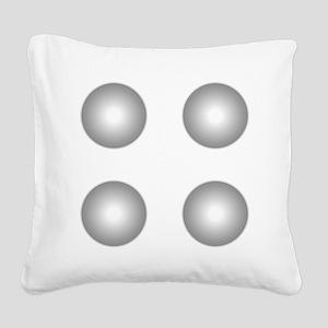 viking3 Square Canvas Pillow