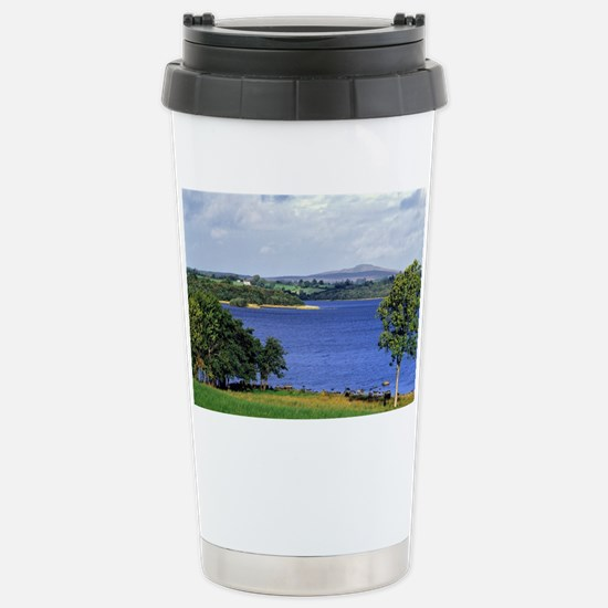 Is one of the largest lakes in  Stainless Steel Tr