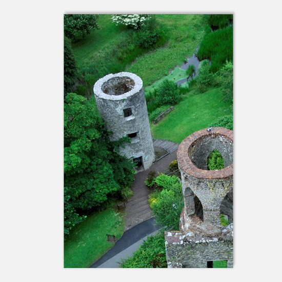 Blarney Castle. Overview  Postcards (Package of 8)