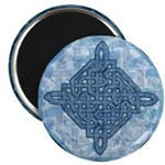 Celtic Diamond Aqua 2.25