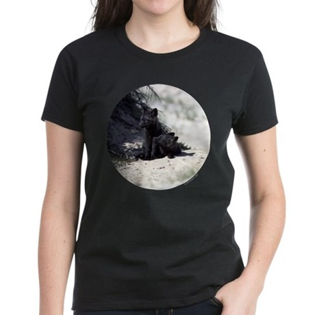 Cross Fox Kit Women's Dark T-Shirt
