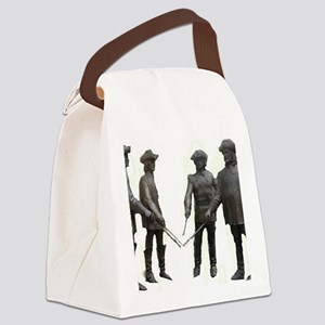 3MswF Canvas Lunch Bag