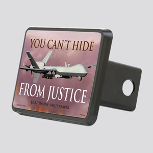 Mil 15 Reaper no gear copy Rectangular Hitch Cover