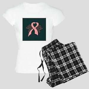 pink-ribbon-10-25-11-BUT Women's Light Pajamas