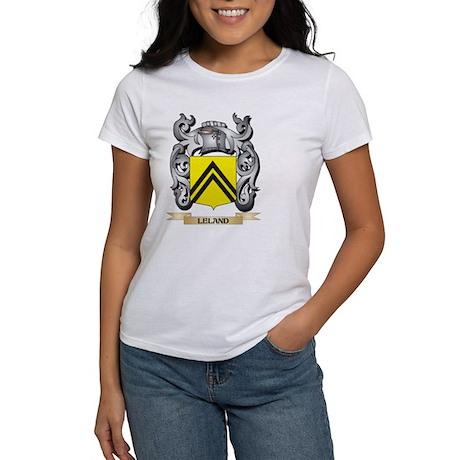 Leland Coat of Arms - Family Crest T-Shirt