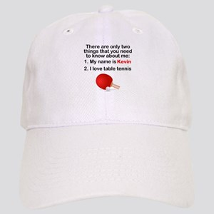Two Things Table Tennis Cap