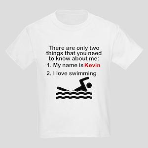 Two Things Swimming T-Shirt