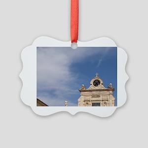 San Giovanni church, Parma, Emili Picture Ornament