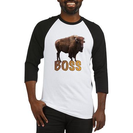 buffalo boss Baseball Jersey