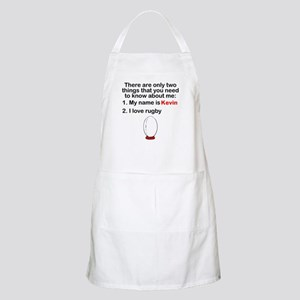 Two Things Rugby Apron