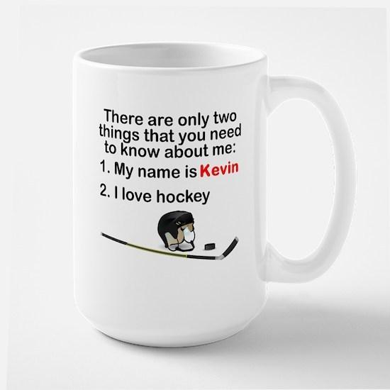 Two Things Hockey Mugs