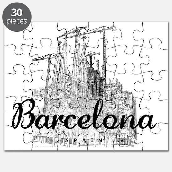 Barcelona_10x8_MessageBag_LaSagradaFamilia_ Puzzle