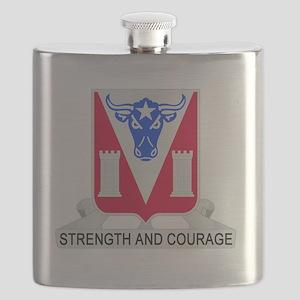 82d Engineer Battalion Flask