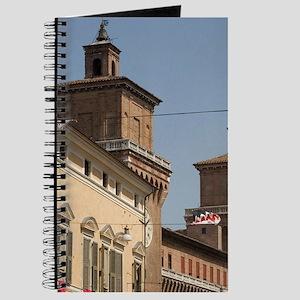 Este Castle (Castello Estense), Ferrara Journal