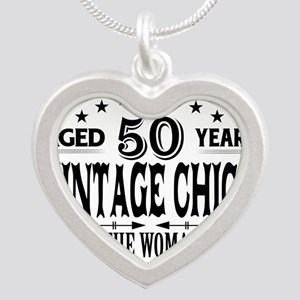 VINTAGE CHICK AGED 50 YEARS Necklaces