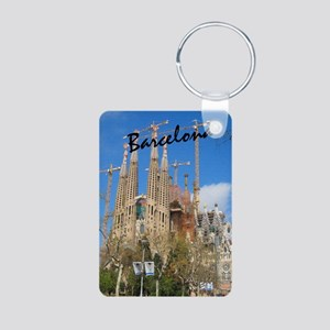 Barcelona_5.5x8.5_Journal_ Aluminum Photo Keychain