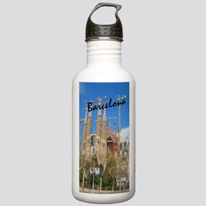 Barcelona_5.5x8.5_Jour Stainless Water Bottle 1.0L