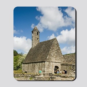 St. Kevin's Church (11th century) at Gle Mousepad