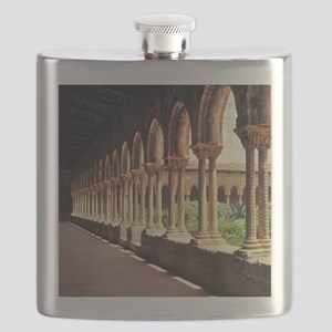 Craftsmen from all over Italy worked on the  Flask