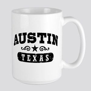Austin Texas Large Mug