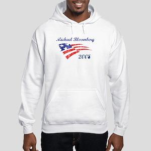 Michael Bloomberg (vintage) Hooded Sweatshirt