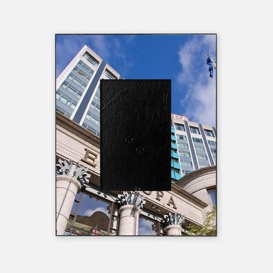 Northern Ireland, Belfast, hotel. Picture Frame