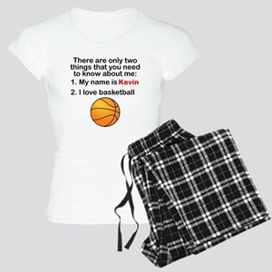 Two Things Basketball pajamas