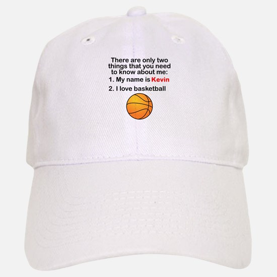 Two Things Basketball Cap