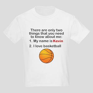 Two Things Basketball T-Shirt
