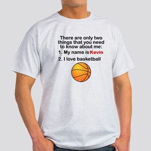 Two Things Basketball T-Shirt