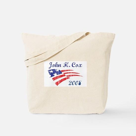 John H Cox (vintage) Tote Bag