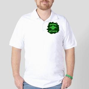 Cure Lymphoma Golf Shirt