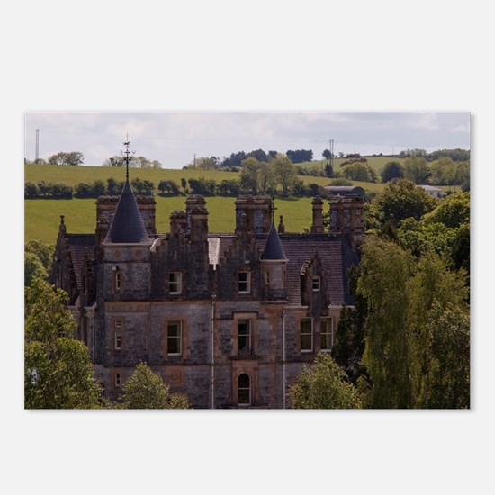 The Blarney House on the  Postcards (Package of 8)