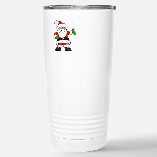 Hos Santa -dk Stainless Steel Travel Mug
