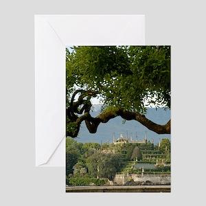 Italy, Stresa, Lake Maggiore, Isola  Greeting Card